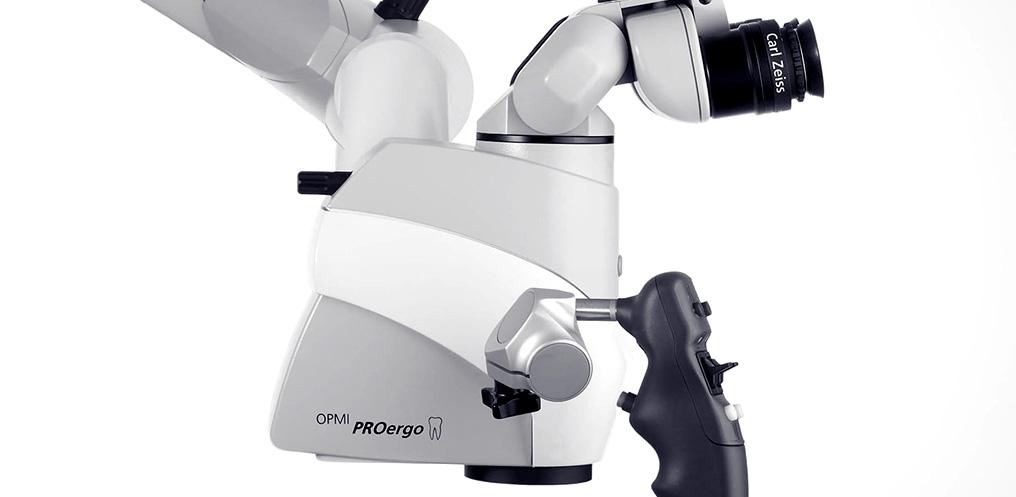 Endodontia Avançada Com Microscópio ProErgo ZEISS