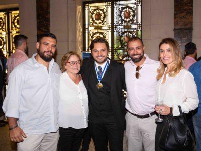 Dr. Avelino Veit recebe medalha Tiradentes na Alerj