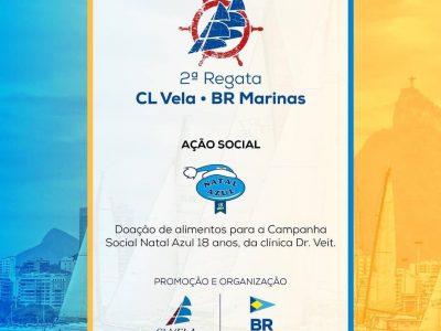 Apoio CL Velas na Campanha do Natal Azul 2018