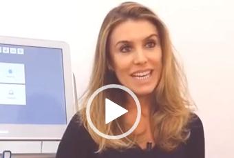 Dra. Cynthia Veit envia mensagem especial do Dia da Mulher no Portal Invisalign® Doctors