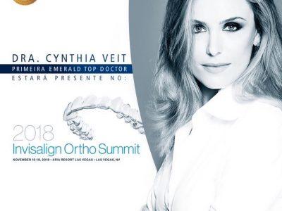 Dra. Cynthia Veit representará o Brasil no Ortho Summit 2018 em Las Vegas