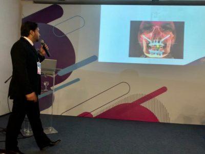 Dr. Veit representa o Brasil em Congresso Internacional