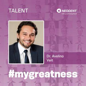 Dr. Veit participa da websérie #mygreatness da Neodent