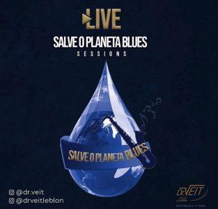 Diante do impacto do Covid19, sacudimos a poeira com energia positiva! Salve o Planeta Blues junto ao Natal Azul 20 anos!